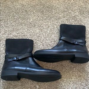 BARELY WORN ECCO/NORDSTROM MOTORCYCLE BOOTS